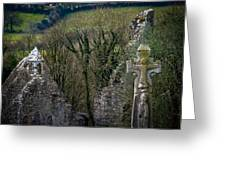 Irish History In The Countryside Greeting Card