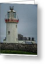 Irish Lighthouse P7010448 Greeting Card