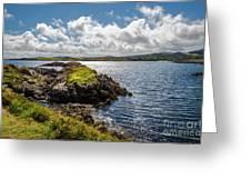 Irish Shore Greeting Card