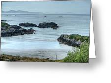 Irish Tidal Pool Greeting Card
