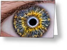 iRobot Eye v2.o Greeting Card