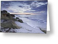 Is Arutas At Sunset Greeting Card