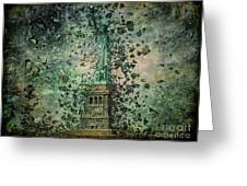 Is Liberty In Danger? Greeting Card