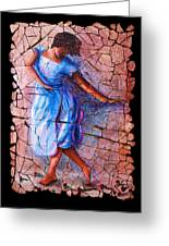 Isadora Duncan - 3 Greeting Card