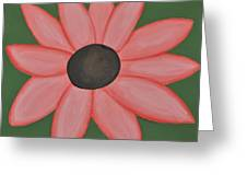 Isaiah's Flower Greeting Card