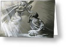 Isaiah's Vision Greeting Card
