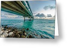 Islamorada Crossing Greeting Card
