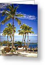 Islamorada - Florida Greeting Card