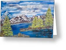 Island Cove Greeting Card