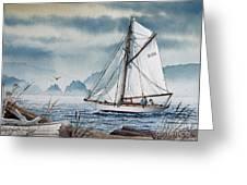 Island Dreams Greeting Card