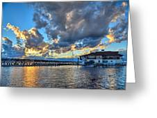 Island Heights  Greeting Card