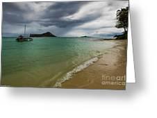 Island Living Greeting Card