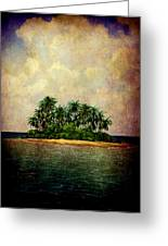 Island Of Dreams Greeting Card
