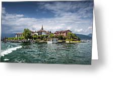 Island Of The Fishermen Greeting Card