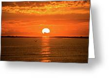 Island Of The Sun Greeting Card