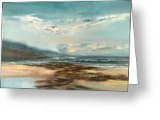 Islay Beach Greeting Card