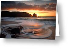 Isle Of Lewis Outer Hebrides Scotland Greeting Card
