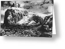 Isle Of Skye Greeting Card by Simon Marsden
