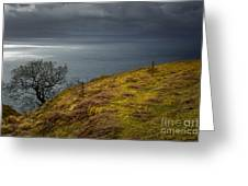 Isle Of Skye Views Greeting Card
