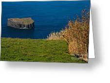 Islet Greeting Card