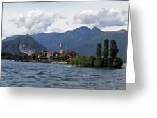 Isola Bella Greeting Card
