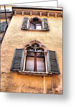 Italian Architecture Greeting Card