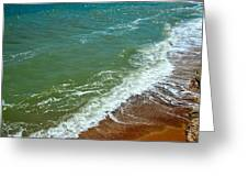 Italian Beach Greeting Card