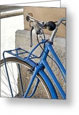 Italian Bike Greeting Card
