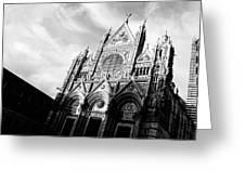 Italian Church Greeting Card