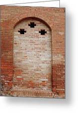 Italy - Door Fourteen Greeting Card