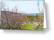 Italy In Spring Greeting Card
