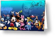 Its A Disney Thing Greeting Card