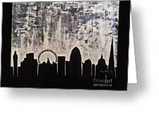 It's A London Thing Greeting Card