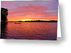 It's A New Day Greeting Card
