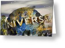 It's A Universal Kind Of Day Greeting Card