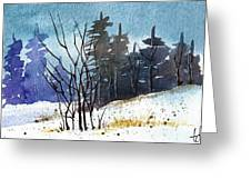It's Cold Outside Greeting Card