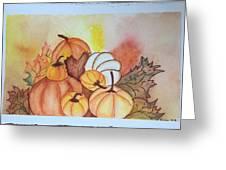 It's Pumpkin Time Greeting Card