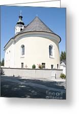 Itter, Tirol, Austria  Greeting Card