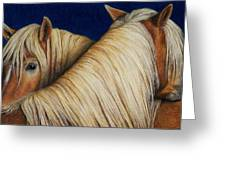 I've Got Your Back Greeting Card by Pat Erickson