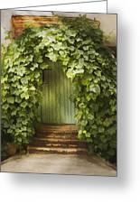 Ivy Door Greeting Card