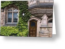 Ivy League Princeton Greeting Card