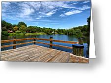 Jackson Pond Greeting Card