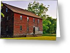 Jackson's Mill #3 Greeting Card