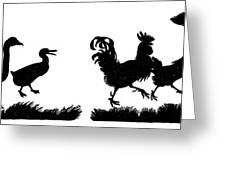 Jacobs: Henny Penny Greeting Card