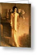 Jacqueline Lee Bouvier Kennedy Greeting Card