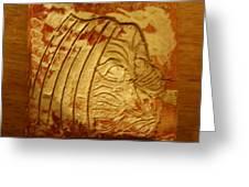 Jajjas In - Tile Greeting Card
