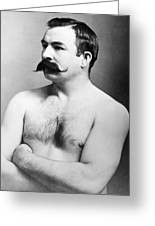 Jake Kilrain (1859-1937) Greeting Card
