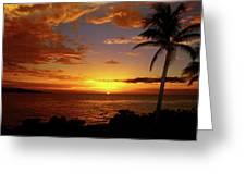 Jamaica's Warm Breeze Greeting Card by Kamil Swiatek