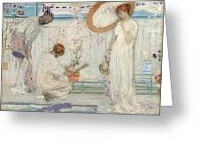-   James Abbott Mcneill Whistler Greeting Card