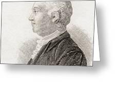 James Bruce, 1730 To 1794. Scottish Greeting Card